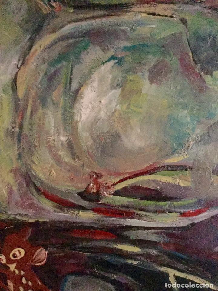 Arte: Pintura figurativa de la pintora francesa Christiane Vidal - Foto 2 - 136317806