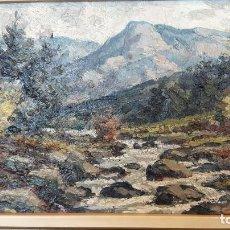 Arte: JACINTO CUNILL ORRIOLS, ( PINTOR VIC 1914-1992,). Lote 136332654
