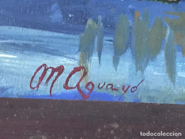 Arte: PINTURA EN RELIEVE. Firmada - Foto 3 - 136418129