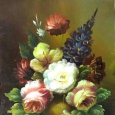Arte: ESANONIMO- FLORES. Lote 136703902