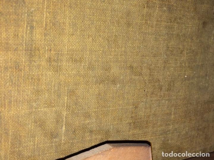 Arte: EL RETORNO DE EGIPTO. OLEO SOBRE LIENZO. COPIA DE UN ORIGINAL DE VAN DYCK. INGLATERRA(?) SIGLO XVII - Foto 23 - 136729002