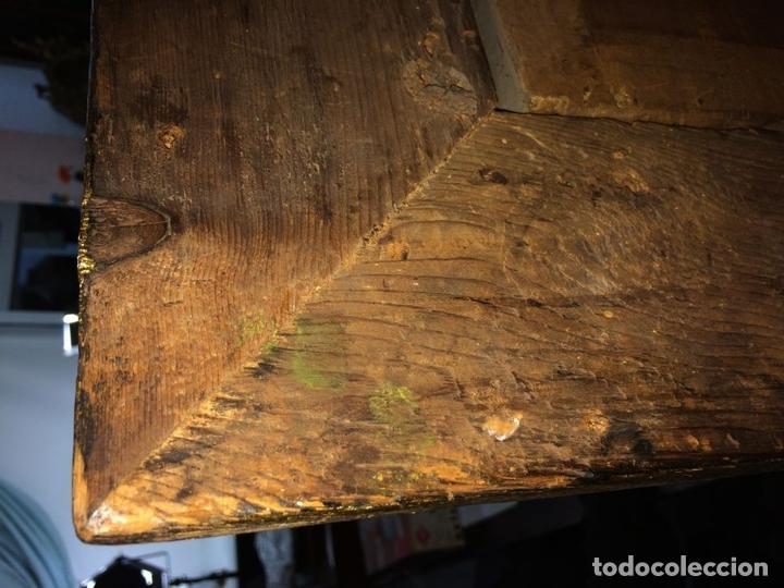 Arte: EL RETORNO DE EGIPTO. OLEO SOBRE LIENZO. COPIA DE UN ORIGINAL DE VAN DYCK. INGLATERRA(?) SIGLO XVII - Foto 26 - 136729002