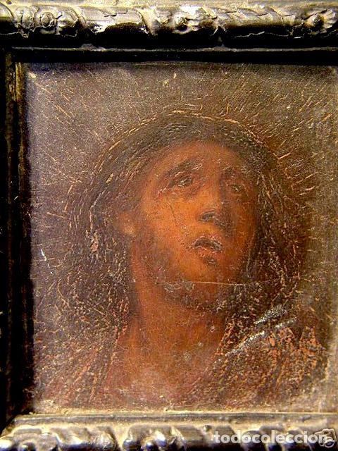 Arte: Boceto religioso del siglo XVIII (?) - Foto 2 - 136810430