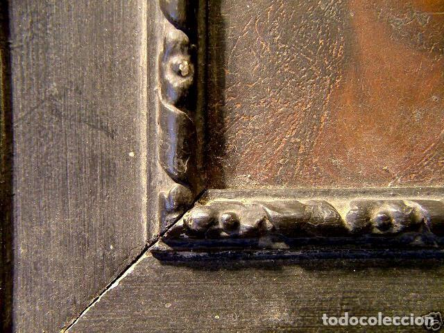 Arte: Boceto religioso del siglo XVIII (?) - Foto 3 - 136810430