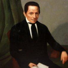 Arte: ESCUELA MALLORQUINA DEL SIGLO XIX. OLEO SOBRE TELA FIRMADO POR FRANCH Y FECHADO DEL AÑO 1852. Lote 136821438