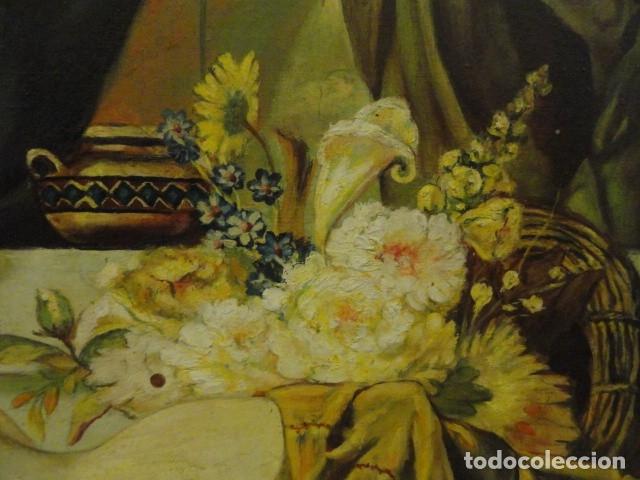 Arte: CUADRO ALEGORIA ROMANA,FIRMADO J. SABATE - Foto 10 - 136870974