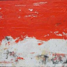 Arte - Desequilibrio, acrílico y técnica mixta sobre lienzo, 61 X 46 cm. Artista: demonio. - 137123402