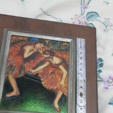 Arte: REPRODUCCIONE DE EDGAR DEGAS. Lote 137458812