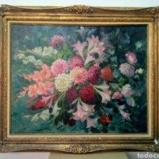 Arte: VIDAL ROLLAND. PINTOR NACIDO EN BARCELONA EN 1889 Y FALLECIDO EN 1970.. Lote 137577425