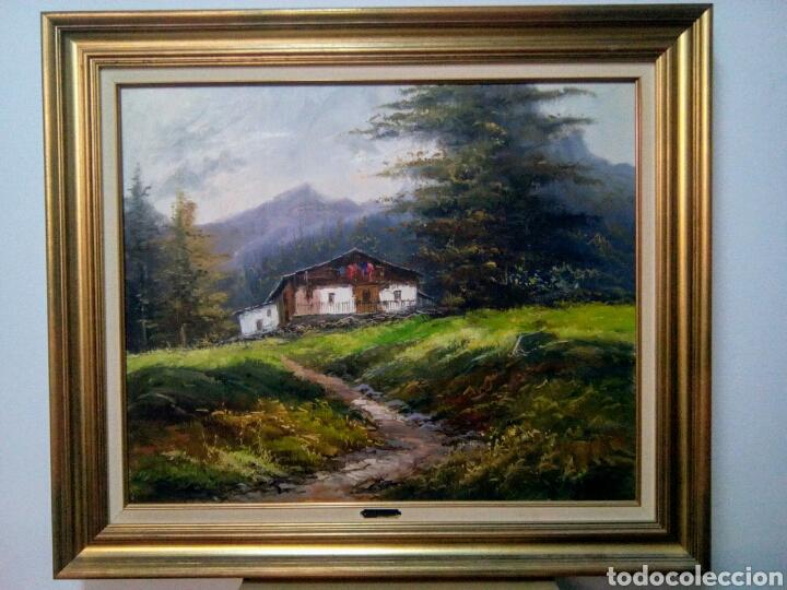 TRILLO (Arte - Pintura - Pintura al Óleo Contemporánea )