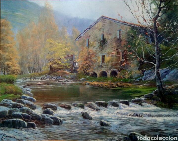 Arte: Albert carnice (El Moli Petit, Sant Joan de les Abadesses) Ripolles. - Foto 2 - 137577693