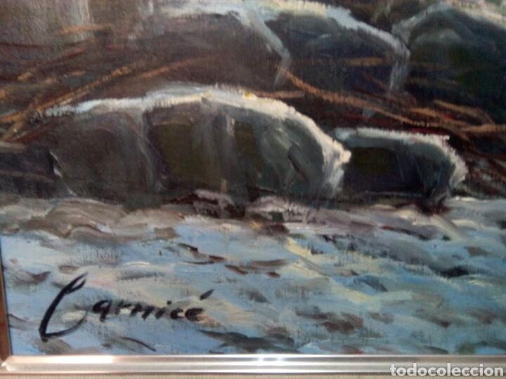 Arte: Albert carnice (El Moli Petit, Sant Joan de les Abadesses) Ripolles. - Foto 3 - 137577693