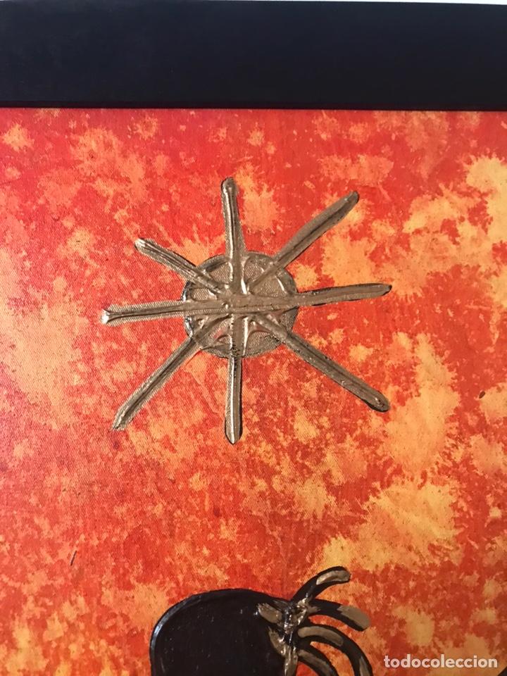 Arte: Óleo sobre tabla moderno - Foto 2 - 137595940