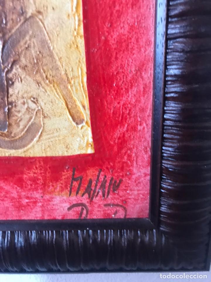 Arte: Ole sobre tabla moderno - Foto 2 - 137596245