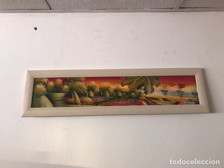 ÓLEO SOBRE TABLA MODERNO (Arte - Pintura - Pintura al Óleo Moderna sin fecha definida)