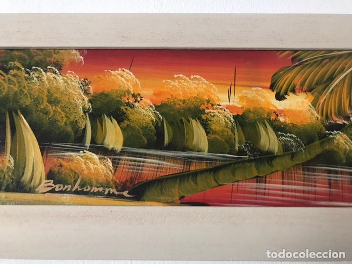 Arte: Óleo sobre tabla moderno - Foto 2 - 137596488