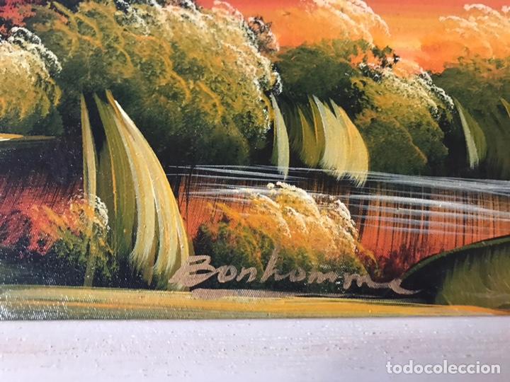 Arte: Óleo sobre tabla moderno - Foto 3 - 137596488