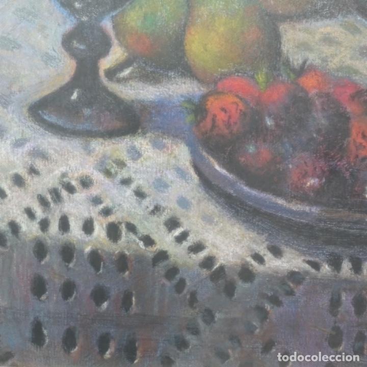 Arte: Óleo de José Antonio lozano guerrero(Yeste 1919-2014).excelente obra. - Foto 8 - 137674502
