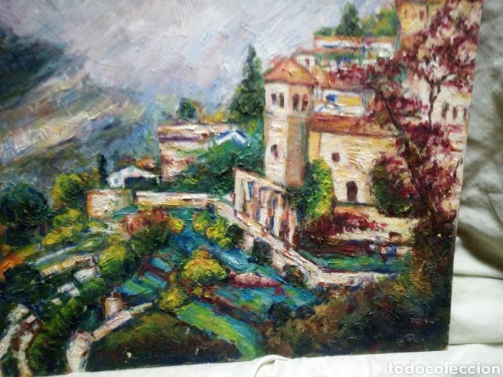 Arte: Monasterio junto a la montaña - Foto 2 - 137679178
