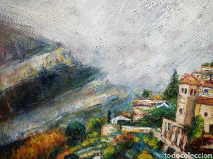 Arte: Monasterio junto a la montaña - Foto 3 - 137679178