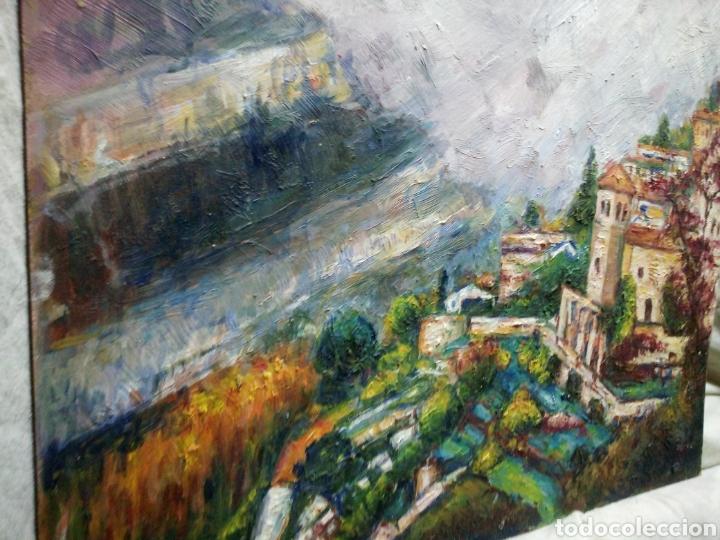 Arte: Monasterio junto a la montaña - Foto 4 - 137679178