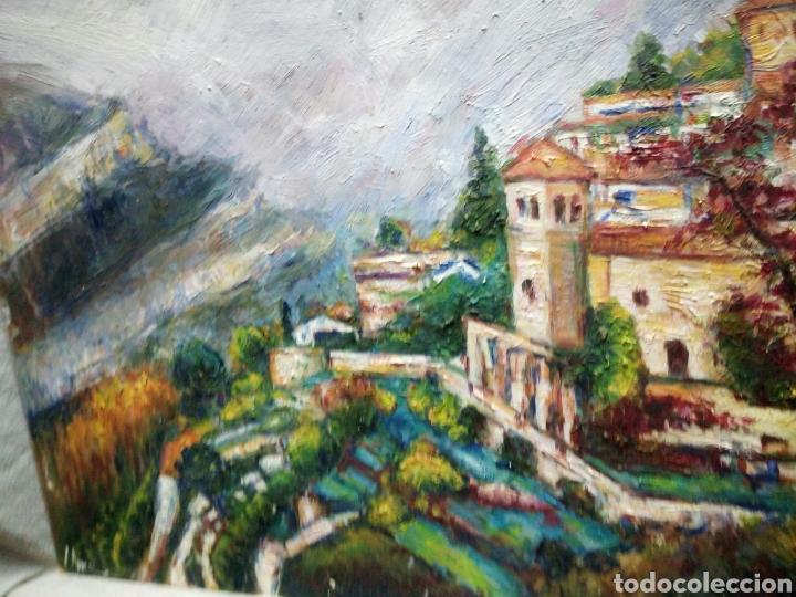 Arte: Monasterio junto a la montaña - Foto 5 - 137679178