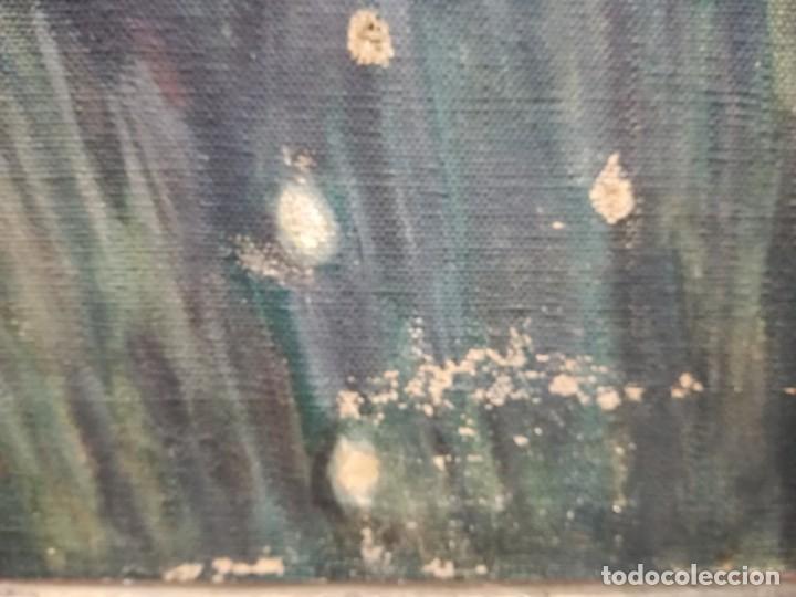 Arte: PINTURA DE RETRATO ATRIBUIDO A JOSE ANTONIO ´¨PRIMO DE RIVERA¨ FIRMA ILEGEGIBLE POR MI - Foto 5 - 137886938