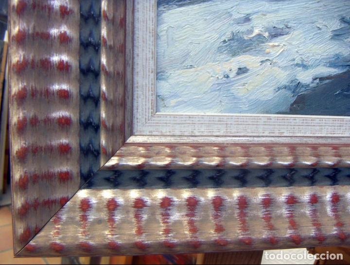 Arte: Pintura al oleo de JUAN SOLER CON MARCO - Foto 8 - 110642963