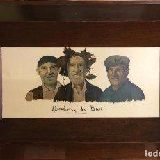 Arte: ADORADORES DE BACO DE JOSÉ ESTRUCH VALENCIA 1835-1907. Lote 138029202