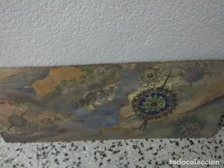 BONITA OBRA DE LLOPINS (Arte - Pintura - Pintura al Óleo Moderna sin fecha definida)