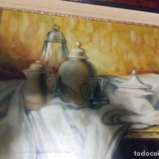 Arte: OLEO ORIGINAL DE J.JIMÉNEZ. Lote 138634326