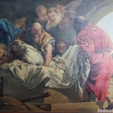 Arte: ENTIERRO DE CRISTO SEGUN TIEPOLO GIANDOMENICO. Lote 138823086