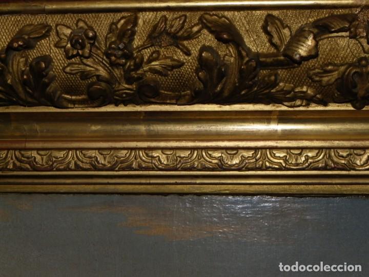 Arte: Paisaje con figuras escuela holandesa s-XVIII-XIX - Foto 36 - 138864918
