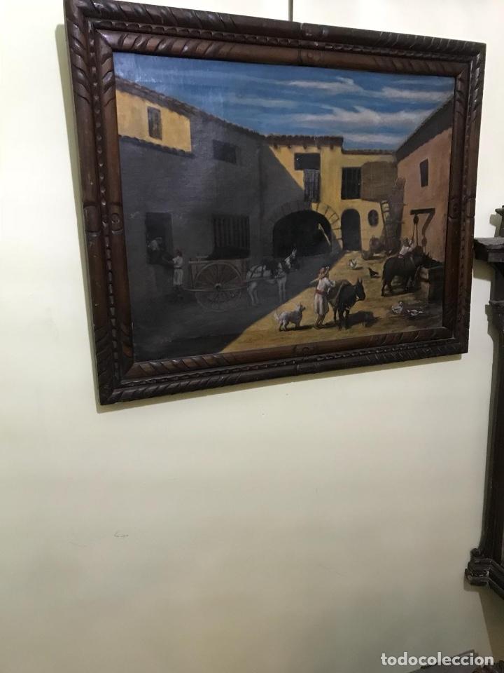 Arte: Escena valenciana. S. XIX. - Foto 3 - 76953973