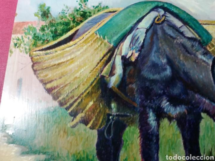 Arte: Pintura óleo sobre tabla. - Foto 3 - 138993390