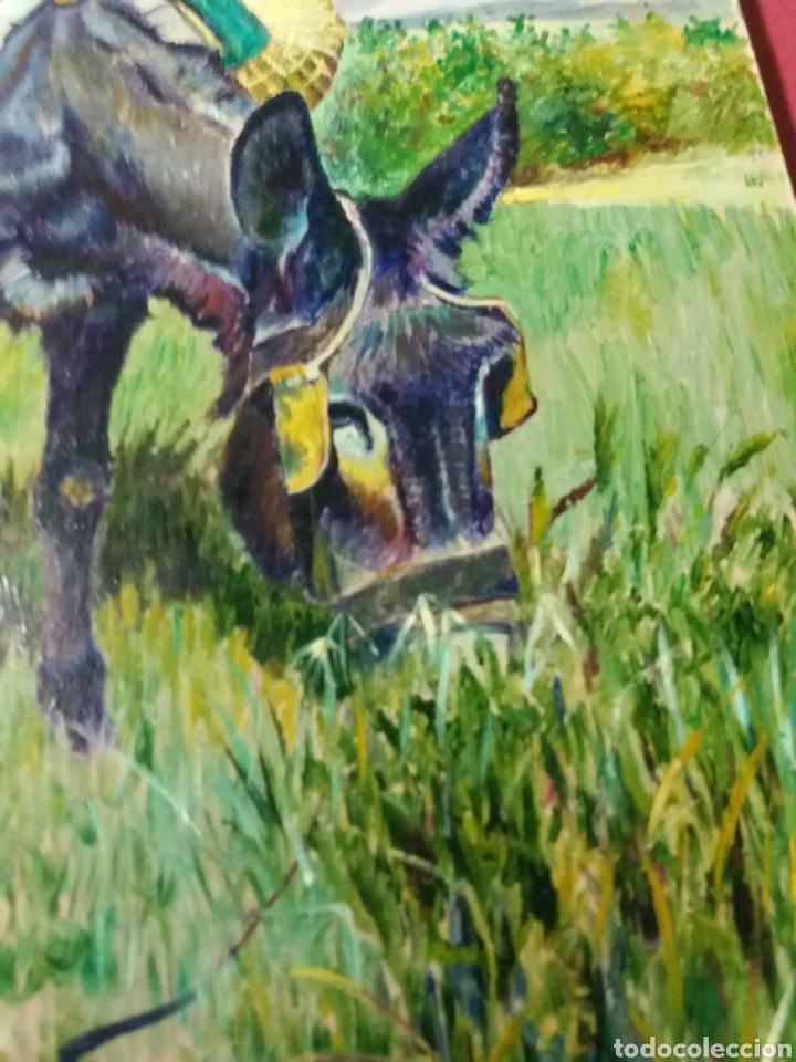Arte: Pintura óleo sobre tabla. - Foto 4 - 138993390