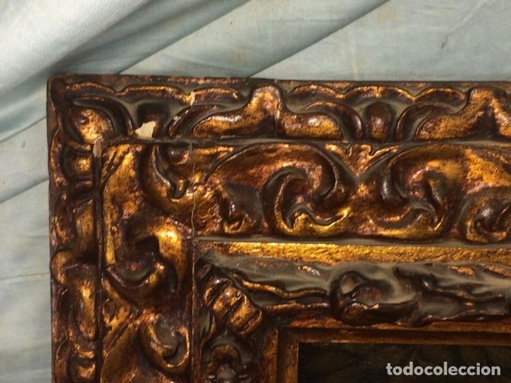 Arte: VENUS Y ADONIS. ÓLEO SOBRE LIENZO. COPIA DE UN ORIGINAL DEL VERONÉS. ITALIA(?). XVII(?) - Foto 24 - 139052886