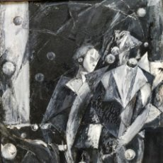 Arte: MARAVILLOSO OLEO SOBRE TABLA, GRAN CALIDAD. Lote 139156174