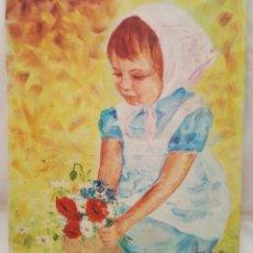 Arte: PINTURA OLEO JOSE ZORRILLA.. Lote 139409949