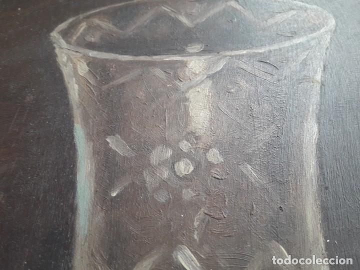 Arte: OLEO SOBRE TABLA. BODEGÓN 1952 - Foto 9 - 139594234