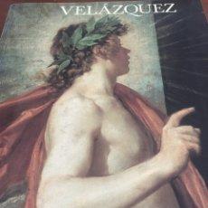 Arte: LIBRO DE ARTE SOBRE VELAZQUEZ Y EL MUSEO DEL PRADO 1990.. Lote 139616053