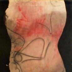 Arte: MODEST CUIXART · 1966/1967. Lote 139703306