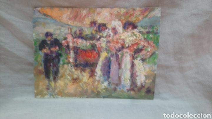 COSTA (GRAN CALIDAD) (Arte - Pintura - Pintura al Óleo Contemporánea )