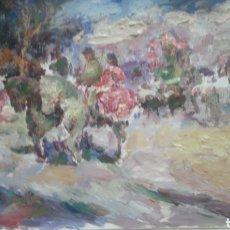 Arte: ROMERÍA (GRAN CALIDAD Y ARTÍSTICO). Lote 139718717