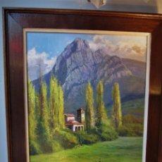 Arte: PRECIOSA PINTURA FIRMADA. Lote 139886614