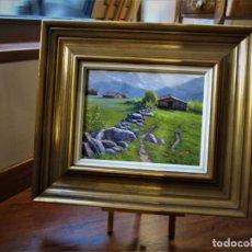Arte: PRECIOSA PINTURA FIRMADA. Lote 139886826