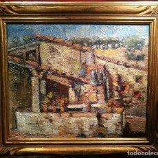 Arte: EL LAVADERO POR J.M.MALLOL SUAZO (1910-86). Lote 140302710