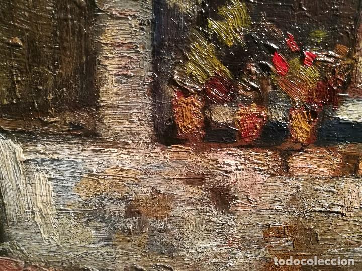 Arte: EL LAVADERO POR J.M.MALLOL SUAZO (1910-86) - Foto 5 - 140302710