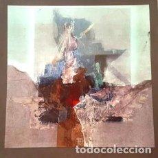 Arte: CUADRO ABSTRACTO DE JOSEP MARFA GUARRO - BARCELONA -. Lote 140492770