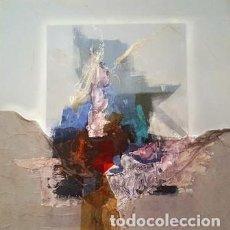 Arte: CUADRO ABSTRACTO DE JOSEP MARFA GUARRO - BARCELONA -. Lote 140493242